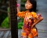 'Girl in Fishing Village, Malaysian Borneo' by McNulty, Stephen